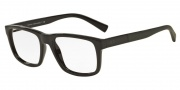 Armani Exchange AX3025F Eyeglasses Eyeglasses - 8178 Black