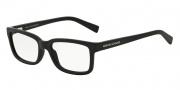 Armani Exchange AX3022F Eyeglasses Eyeglasses - 8078 Matte Black