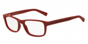 Armani Exchange AX3021 Eyeglasses Eyeglasses - 8155 Matte Red