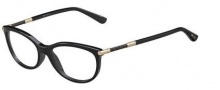 Jimmy Choo 154 Eyeglasses Eyeglasses - 029A Black