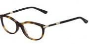 Jimmy Choo 154 Eyeglasses Eyeglasses - 06VL Havana