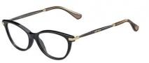 Jimmy Choo 153 Eyeglasses Eyeglasses - 0QBE Black