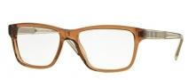 Burberry BE2214F Eyeglasses Eyeglasses - 3567 Brown