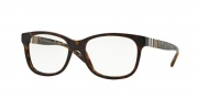 Burberry BE2204F Eyeglasses Eyeglasses - 3002 Dark Havana
