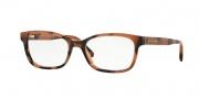 Burberry BE2201F Eyeglasses Eyeglasses - 3518 Spotted Amber