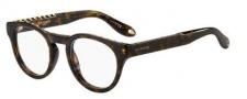 Givenchy 0007 Eyeglasses Eyeglasses - 0086 Dark Havana