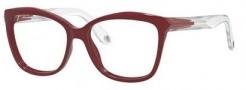 Givenchy 0008 Eyeglasses Eyeglasses - 0QUL Burgundy Crystal