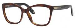 Givenchy 0008 Eyeglasses Eyeglasses - 0QON Havana Black