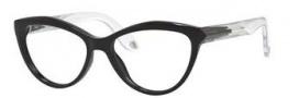 Givenchy 0009 Eyeglasses Eyeglasses - 0AM3 Black Crystal