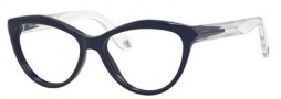Givenchy 0009 Eyeglasses Eyeglasses - 0QU7 Blue Crystal