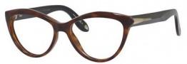 Givenchy 0009 Eyeglasses Eyeglasses - 0QON Havana Black