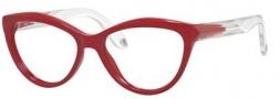 Givenchy 0009 Eyeglasses Eyeglasses - 0PU4 Red Crystal