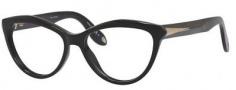 Givenchy 0009 Eyeglasses Eyeglasses - 0QOL Shiny Black