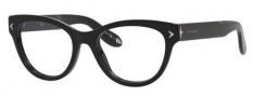 Givenchy 0012 Eyeglasses Eyeglasses - 0807 Black