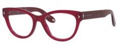 Givenchy 0012 Eyeglasses Eyeglasses - 0EGT Burgundy