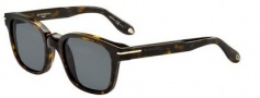 Givenchy 7000/S Sunglasses Sunglasses - 0086 Dark Havana (E5 gray lens)