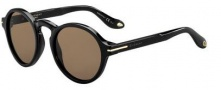 Givenchy 7001/S Sunglasses Sunglasses - 0086 Dark Havana (E5 gray lens)