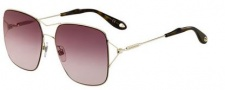 Givenchy 7004/S Sunglasses Sunglasses - 03YG Light Gold (CQ burg sf gdsp lens)