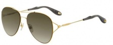 Givenchy 7005/S Sunglasses Sunglasses - 0J5G Gold (HA brown gradient lens)