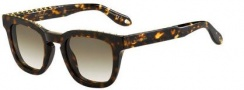 Givenchy 7006/S Sunglasses Sunglasses - 0TLF Havana (CC brown gradient lens)
