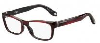 Givenchy 0003 Eyeglasses Eyeglasses - 0PZZ Burgundy Mirror