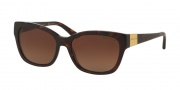 Ralph by Ralph Lauren RA5208 Sunglasses Sunglasses - 1378T5 Dark Tortoise / Brown Gradient Polarized