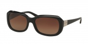 Ralph by Ralph Lauren RA5209 Sunglasses Sunglasses - 1377T5 Black / Brown Gradient Polarized