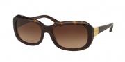 Ralph by Ralph Lauren RA5209 Sunglasses Sunglasses - 137813 Dark Tortoise / Brown Gradient