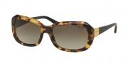 Ralph by Ralph Lauren RA5209 Sunglasses Sunglasses - 15048E Tokyo Tortoise/Black / Green Gradient