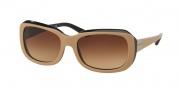Ralph by Ralph Lauren RA5209 Sunglasses Sunglasses - 150913 Taupe Black / Brown Gradient