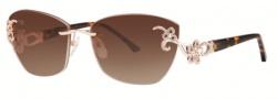 Caviar 6859 Sunglasses Sunglasses - Champagne