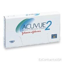 ACUVUE&reg 2 - 6 Pack - Acuvue