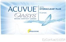 Acuvue Oasys 6 Pack - Acuvue