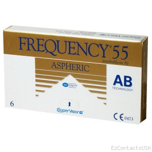 Frequency 55 Aspheric - Frequency