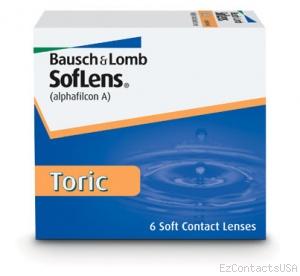 Soflens (66) Toric Contact Lenses - SofLens