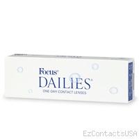 Focus Dailies Toric 30 Pk  - Focus