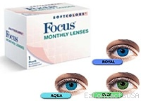 Focus Monthly Softcolors - Focus