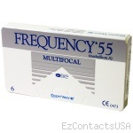 Frequency 55 Multifocal - Frequency
