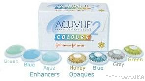 Acuvue 2 Colours Opaques - Acuvue