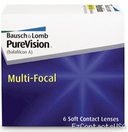 PureVision Multifocal Contact Lenses - PureVision