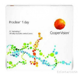 Proclear 1 Day 90 Pack - Proclear