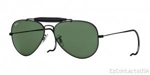 Ray-Ban RB3030 Sunglasses Outdoorsman - Ray-Ban