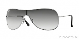 Ray-Ban RB3211 Sunglasses Side Street Shield - Ray-Ban