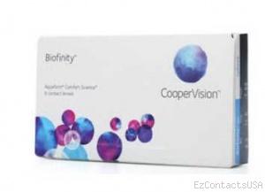 Biofinity 6 Pack - Biofinity