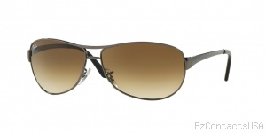 Ray Ban RB3342 Sunglasses Warrior - Ray-Ban