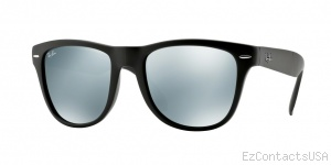 Ray-Ban RB4105 Sunglasses Folding Wayfarer - Ray-Ban