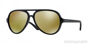 Ray Ban 4125 Sunglasses CATS 5000  - Ray-Ban