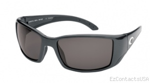 Costa Del Mar Blackfin Sunglasses Gunmetal Frame - Costa Del Mar