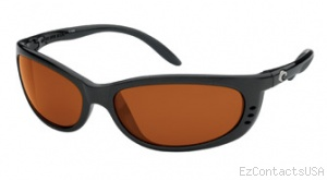 Costa Del Mar Fathom Sunglasses Gunmetal Frame - Costa Del Mar