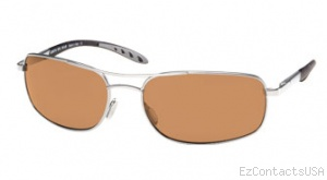Costa Del Mar Seven Mile Sunglasses Satin Palladium Frame - Costa Del Mar